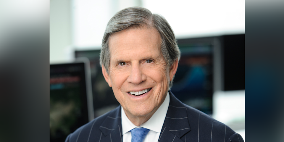 17) Peter T. Grauer, chairman, Bloomberg. Photo: Bloomberg