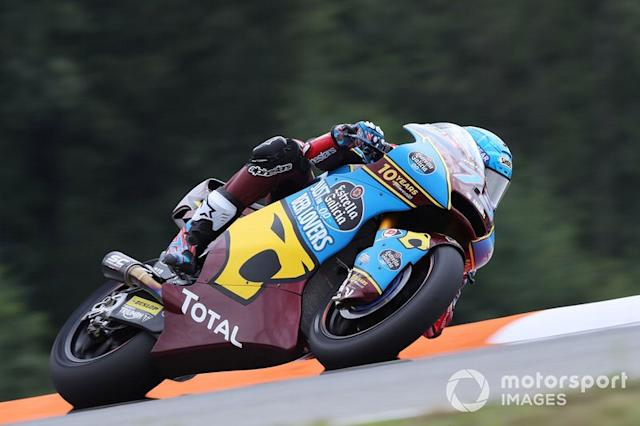 "Alex Marquez, Marc VDS Racing <span class=""copyright"">Gold and Goose / LAT Images</span>"