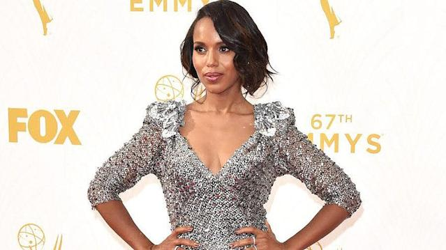 "<p>It may have been hot, but that didn't prevent A-list stars from wearing their gorgeous long-sleeved gowns on the 2015 Emmys red carpet. The likes of Kerry Washington, Christina Hendricks, and more reached for heavily embellished, long-sleeved gowns in the 100-plus-degree heat - we're impressed! But we'd probably do the same thing if we were wearing Jaimie Alexander's <a href=""http://www.shopstyle.com/browse/armani"" class=""link rapid-noclick-resp"" rel=""nofollow noopener"" target=""_blank"" data-ylk=""slk:Armani"">Armani</a> Privé look too. Check them all out.</p>"