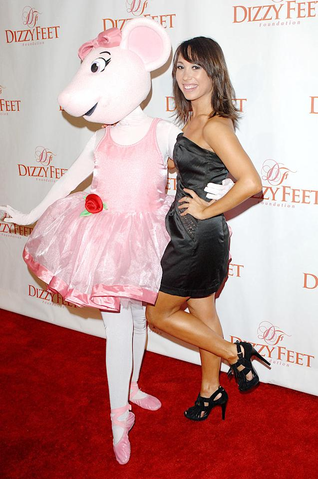 """A dancetastic soiree just wouldn't be complete without an appearance by """"Dancing With the Stars"""" stepper Cheryl Burke. Craig Barritt/<a href=""""http://www.wireimage.com"""" target=""""new"""">WireImage.com</a> - November 29, 2009"""
