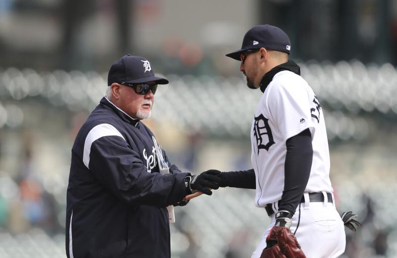 Inclement weather postpones Tigers-Royals game
