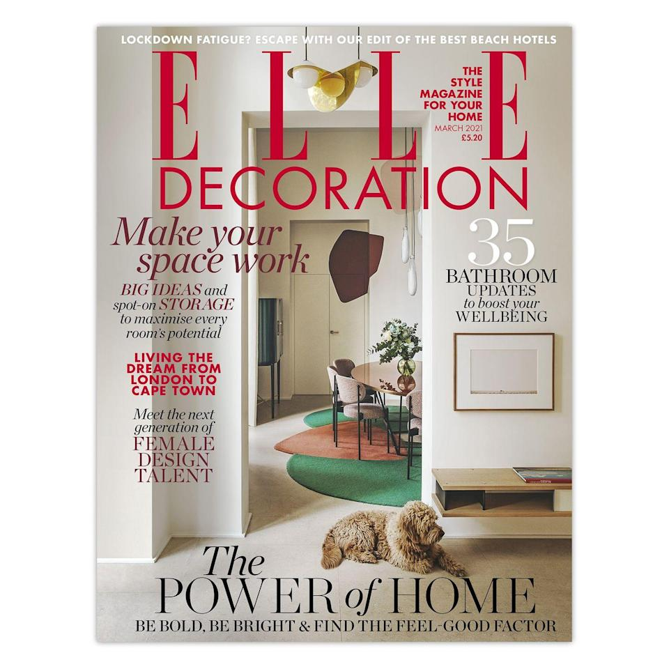 Photo credit: ELLE Decoration UK