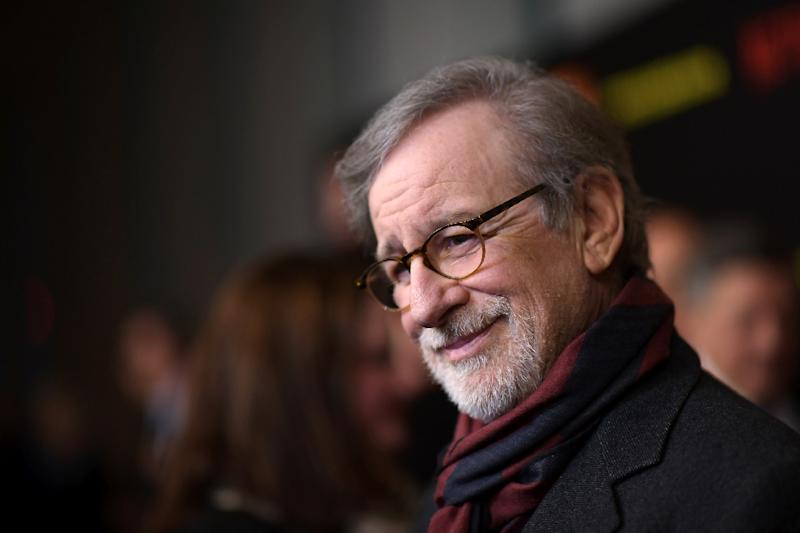 Steven Spielberg cheered traditionalists with a spirited defense of the movie theater, after upsetting some last year with his backing of a new home streaming proposal