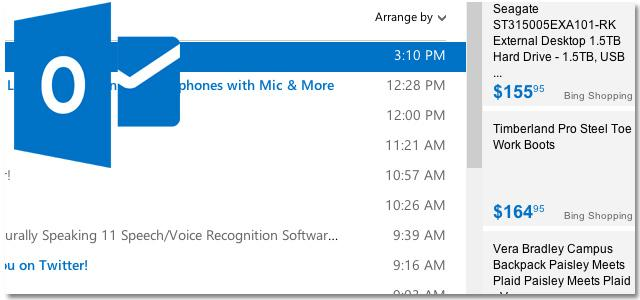 Outlook Ads