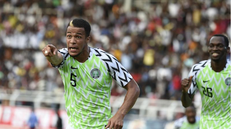 Nigeria's William Troost-Ekong reveals best ever career decision