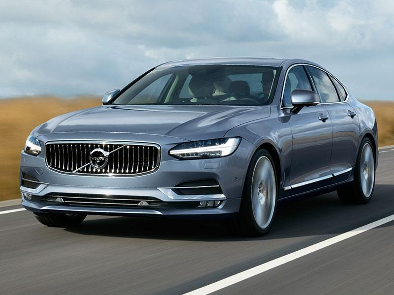 The 2017 Volvo S90 T6 Inscription Is