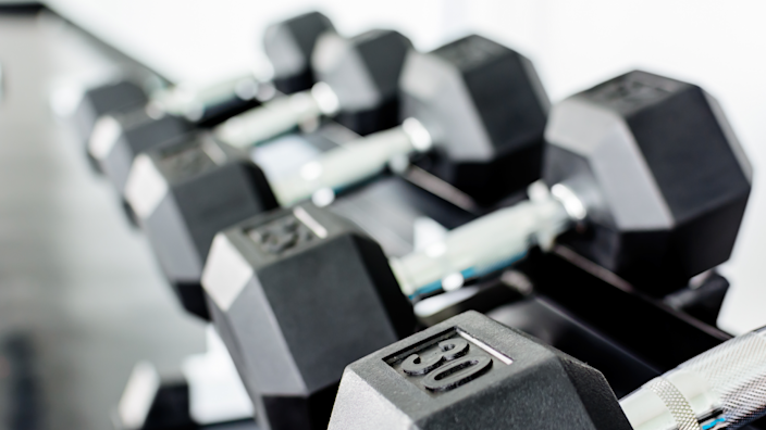 It finally time to build your home gym.