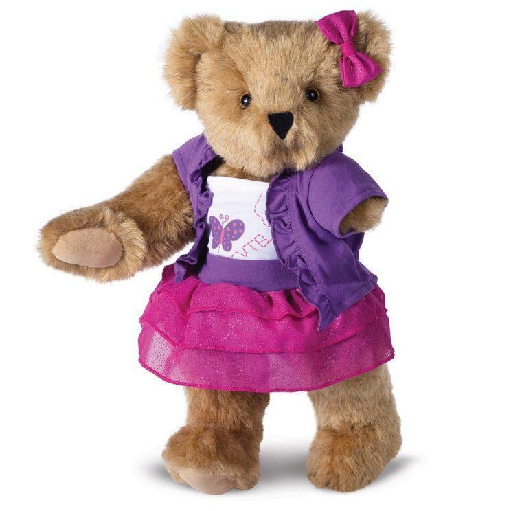 The Vermont Teddy Bear Co. unveiled Limb Loss & Limb Difference Bears. (Photo: Courtesy Vermont Teddy Bear)
