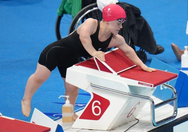 Ellie Simmonds is a five-time Paralympic gold medallist