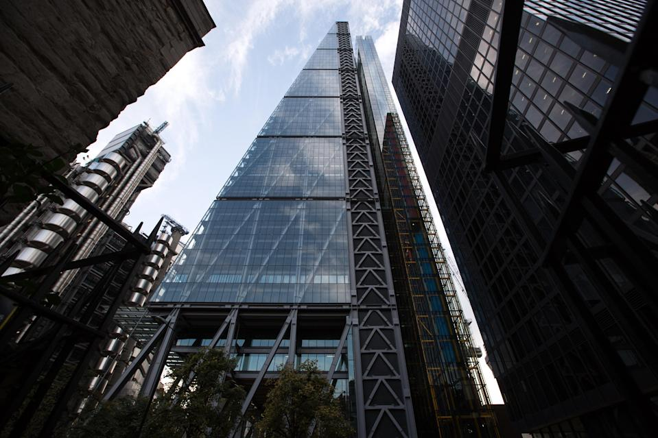 The building stands at 224 meters high and was designed by 'Rogers Stirk Harbour + Partners'. (Oli Scarff/Getty Images)