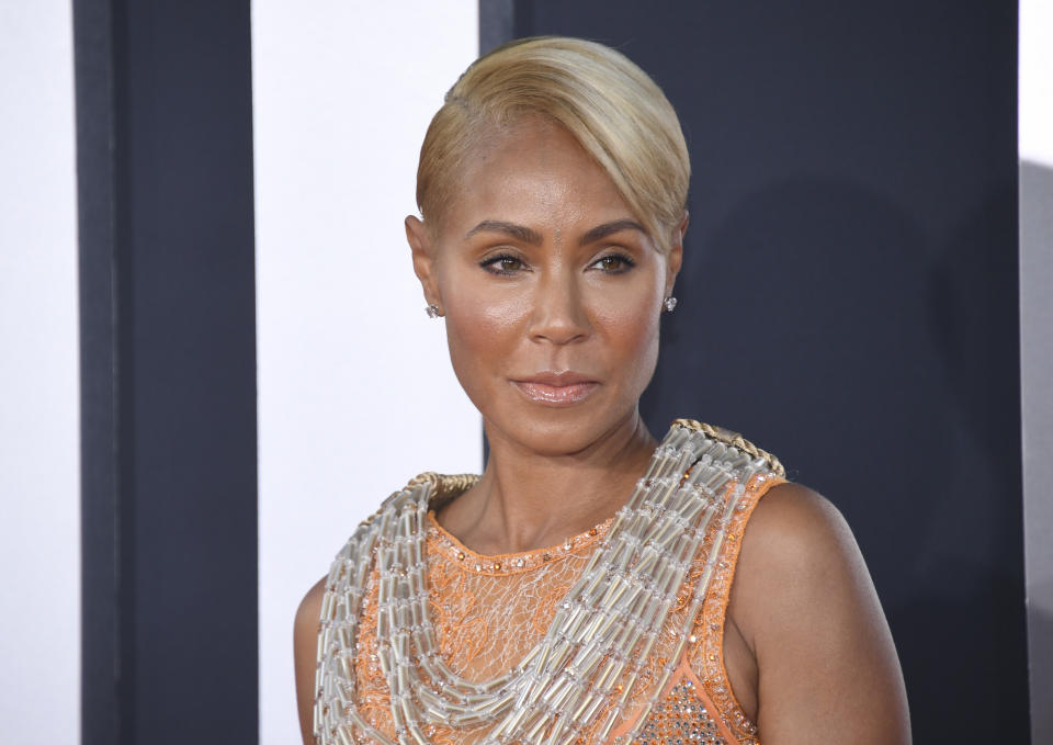 Jada Pinkett Smith asked her mother directly if she had ever had non-consensual sex. (Photo: AP)