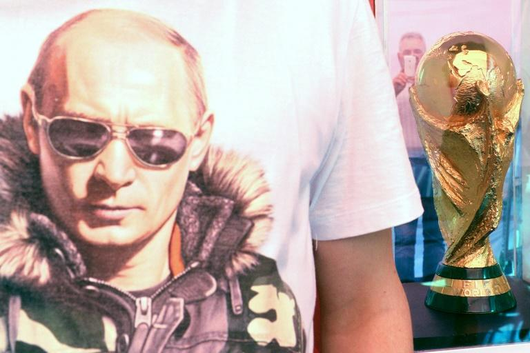 Russia's President Vladimir Putin may be seen as a something of a villain abroad but back home, he's regarded as a hero