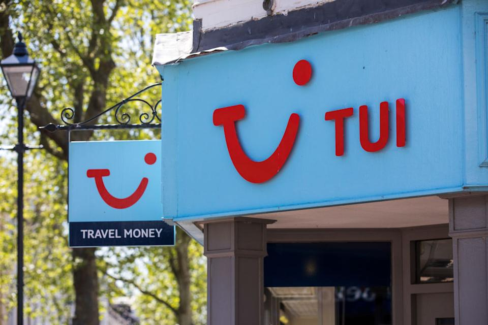 TUI (Photographer: Chris Ratcliffe/Bloomberg)