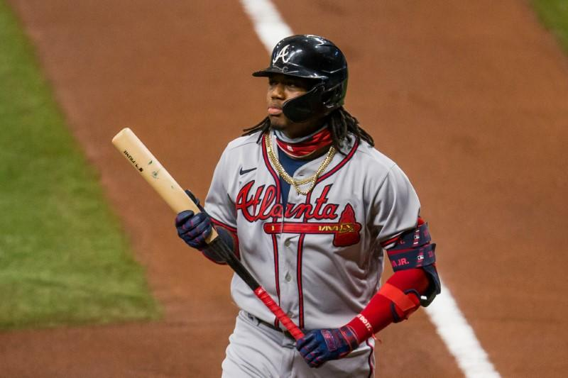 Braves reinstate OF Acuna, promote P Anderson