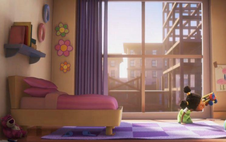Disney video appears to confirm theory that every Pixar movie is related