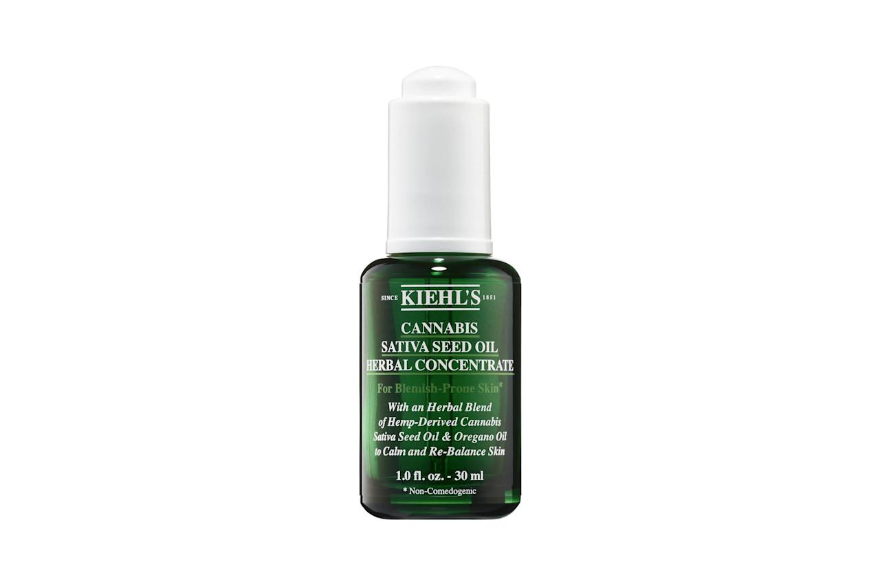 "$49, Sephora. <a href=""https://www.sephora.com/product/cannabis-sativa-seed-oil-herbal-concentrate-P440937"">Get it now!</a>"
