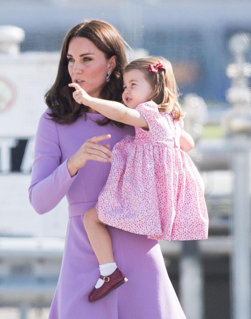 But Kate may have her eye on something less conventional for Princess Charlotte's education. Photo: Getty