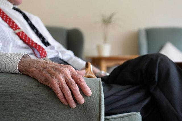 Some care home residents are not getting enough help to look after teeth and dentures (Joe Giddens/ PA)