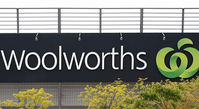 The woman has worked in Woolworths' customer service department since 2010. Source: AAP / Stock image