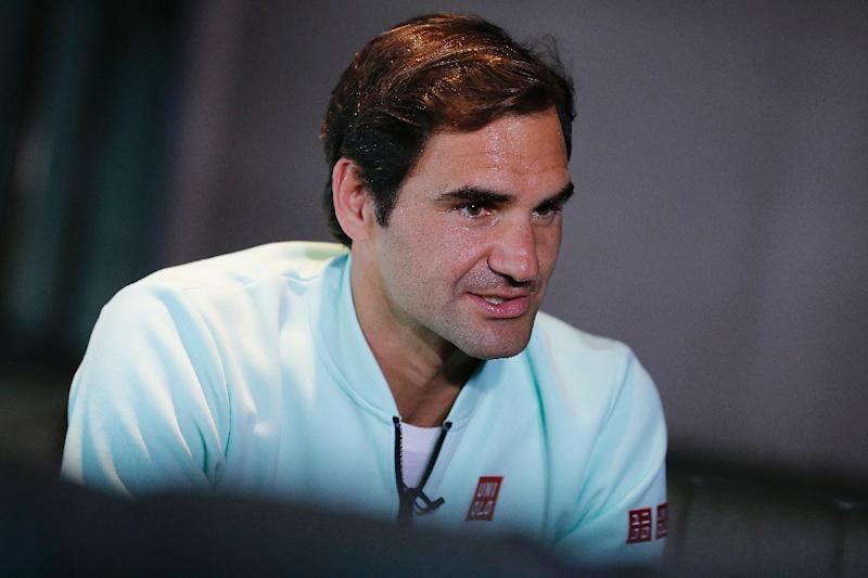 Miami Open: Roger Federer beats Filip Krajinovic to reach fourth round