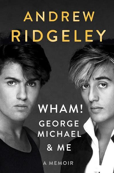 Andrew Ridgeley looks back with fondness at George Michael