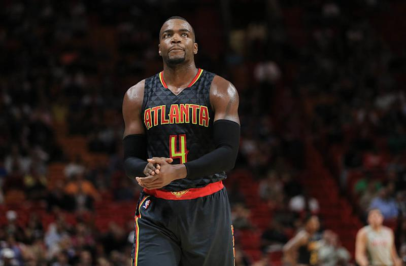 The Hawks are committed to keeping Paul Millsap, for better or worse. (Getty Images)