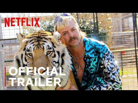 """<p>This is the strange docuseries to beat them all in 2020. The eight-part series follows a man by the moniker of Joe Exotic, as he stays embroiled in the near-absurdist world of captive big cats. His grandiose lifestyle entangles him in a bitter rivalry with a fellow big cat owner, a throuple marriage that ends tragically, and a conviction that lands one of the parties in jail for years (no spoilers!). Oh, and there are some incredible music videos to be taken in, too.</p><p><a class=""""link rapid-noclick-resp"""" href=""""https://www.netflix.com/watch/81130221?trackId=13752289&tctx=0%2C0%2C4aed5c95251e84cf4a62bcb0017b6de4342da846%3A618e56afd35a196b8ac7eda85dbf75c34b5f8558%2C%2C%2C"""" rel=""""nofollow noopener"""" target=""""_blank"""" data-ylk=""""slk:Watch Now"""">Watch Now</a></p><p><a href=""""https://www.youtube.com/watch?v=acTdxsoa428"""" rel=""""nofollow noopener"""" target=""""_blank"""" data-ylk=""""slk:See the original post on Youtube"""" class=""""link rapid-noclick-resp"""">See the original post on Youtube</a></p>"""