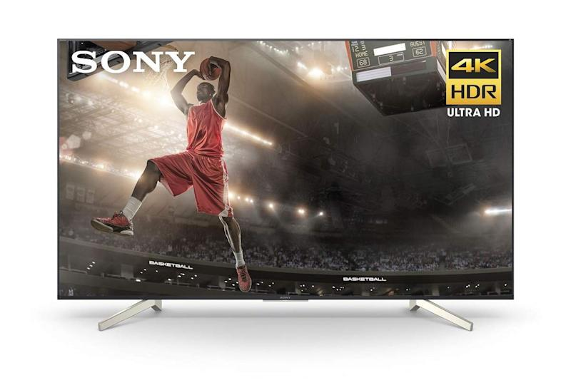 This 4K TV from Sony is a slam dunk! (Photo: Amazon)