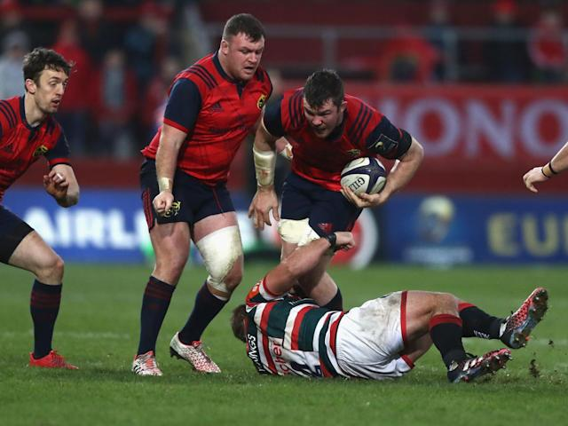 Peter O'Mahony can back-up his dominant showing in the final round of the Six Nations (Getty)