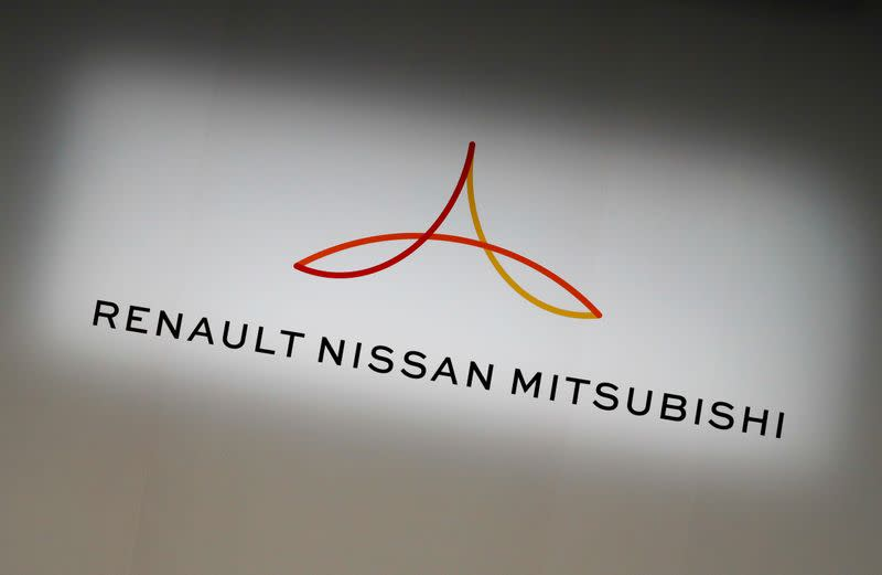 Nissan, Renault, Mitsubishi Motors agree to form new venture for advanced R&D - Kyodo