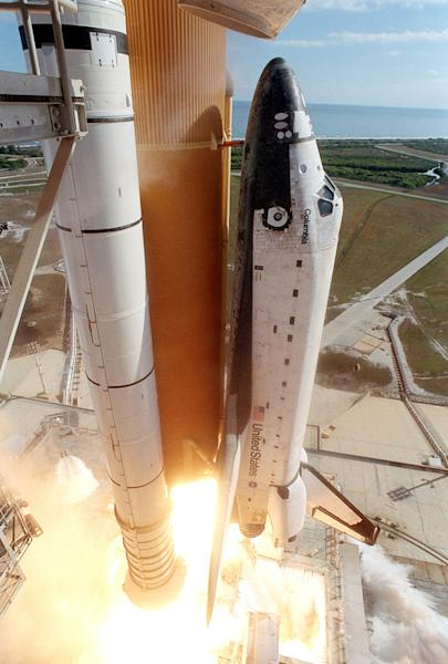 how did space shuttle columbia get its name - photo #22