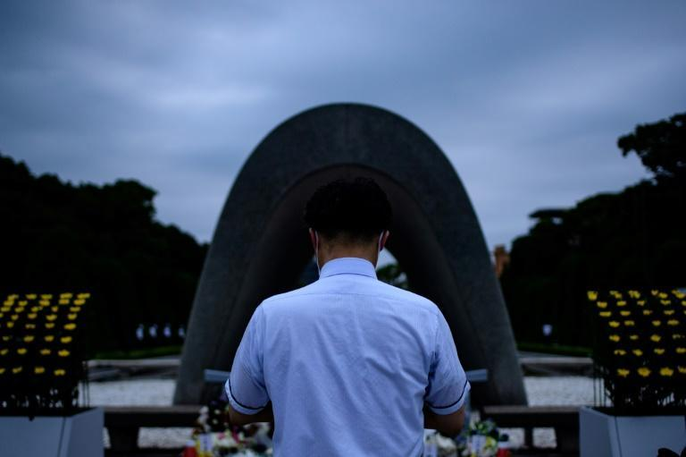 Japan is marking the 75th anniversary of the atomic bomb attack on the city of Hiroshima