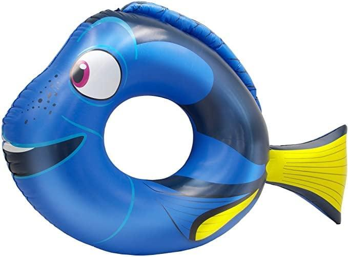 <p>Just keep swimming with this <span>GoFloats Dory Pool Float</span> ($19).</p>