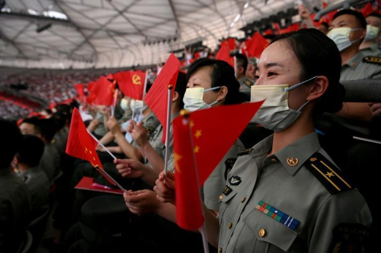 The Communist Party claims 95.1 million members