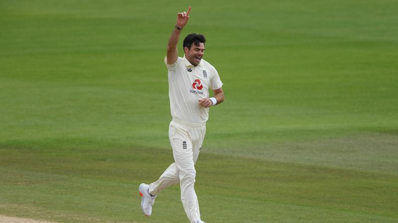 James Anderson becomes first fast bowler in Test history to 600 wickets