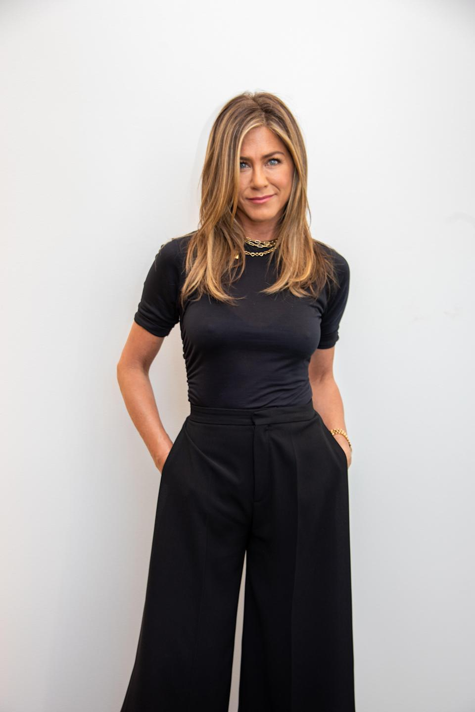 Jennifer Aniston Really Wants Rom-Coms to Come Back