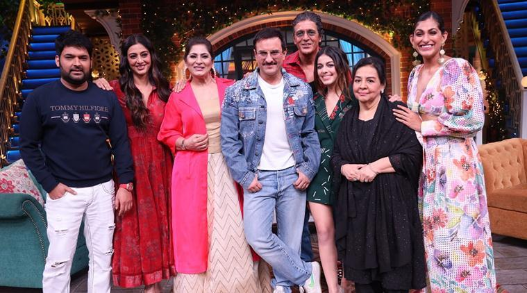 Jawaani Jaaneman team on The Kapil Sharma Show