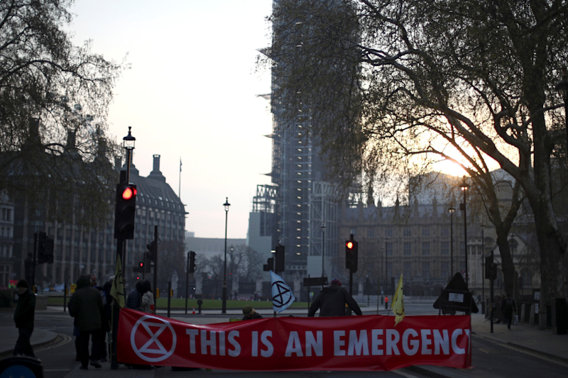 London Climate Change Protests Witnessed the Arrest of 120 Activists Over Two Days