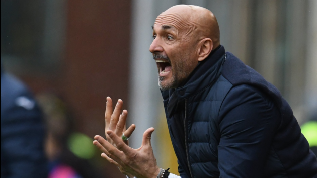 <p>Constant compliments guarantee defeat, claims Inter boss Spalletti</p>