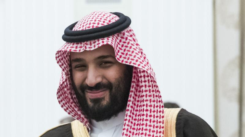 Two members of Saudi royal family 'arrested after plotting coup'