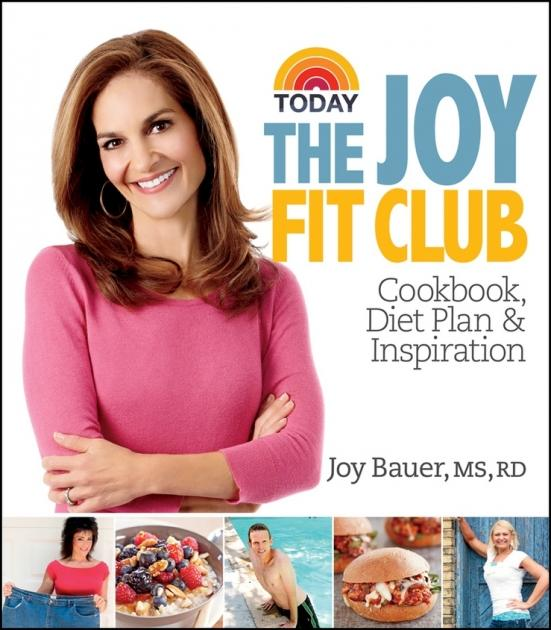 'Joy Fit Club' book cover -- Access Hollywood