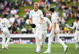 NZ vs IND 1st Test: Kiwi seamer Kyle Jamieson impresses with three wickets on his debut outing