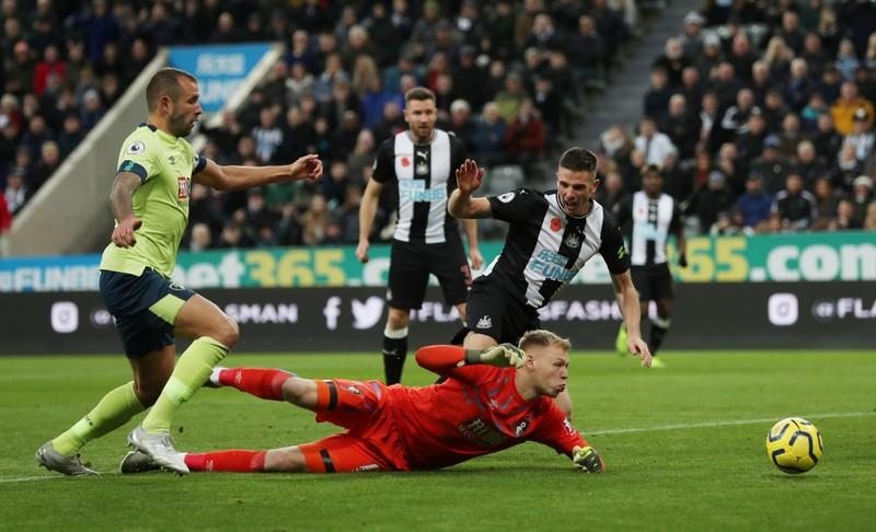 Newcastle fight back to sink Bournemouth
