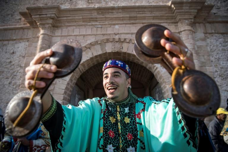 "Gnawa refers to a ""set of musical productions, fraternal practices and therapeutic rituals where the secular mixes with the sacred"", according to the nomination submitted by Morocco"