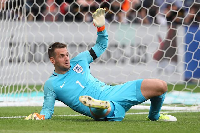 <p>Jack Butland<br> Age 25<br> Caps 7<br>Has a strong relationship with Southgate having captained his under-21 side and brings self-belief and physical stature to the table. Will battle Pickford all the way but relegation with Stoke harmed his cause.<br>Key stat: Made the most saves in this season's Premier League, 144, though Stoke's woes meant he also matched Bournemouth's Asmir Begovic for the most goals conceded by an individual keeper. </p>