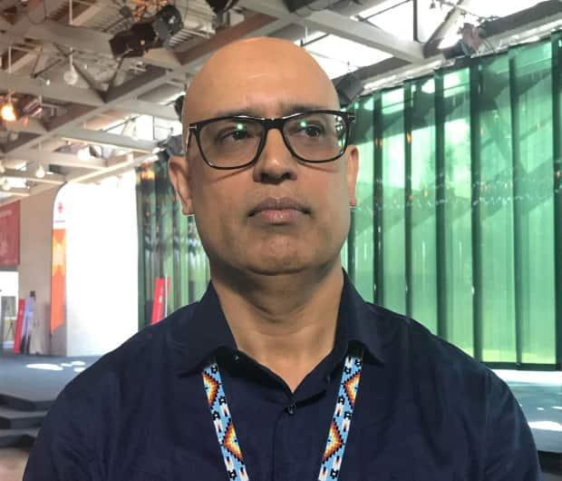 Dr. Ibrahim Khan says COVID-19 rates are rising among Indigenous communities in Saskatchewan in part due to the rise of variants of concern. (Radio-Canada - image credit)