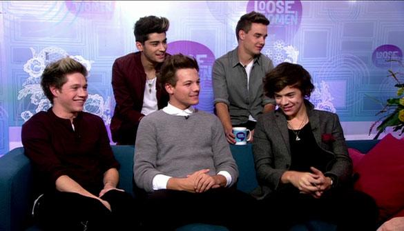 One Direction Ready To Share 'All Elements' Of Their Personalities In New TV Show?