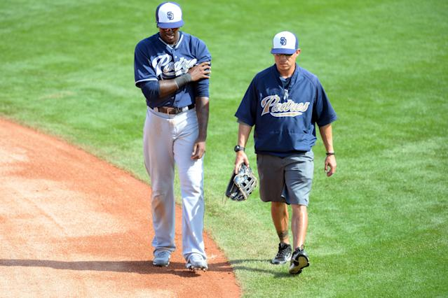 Spring Headlines: Cameron Maybin, Starlin Castro injured; Tim Hudson looks good