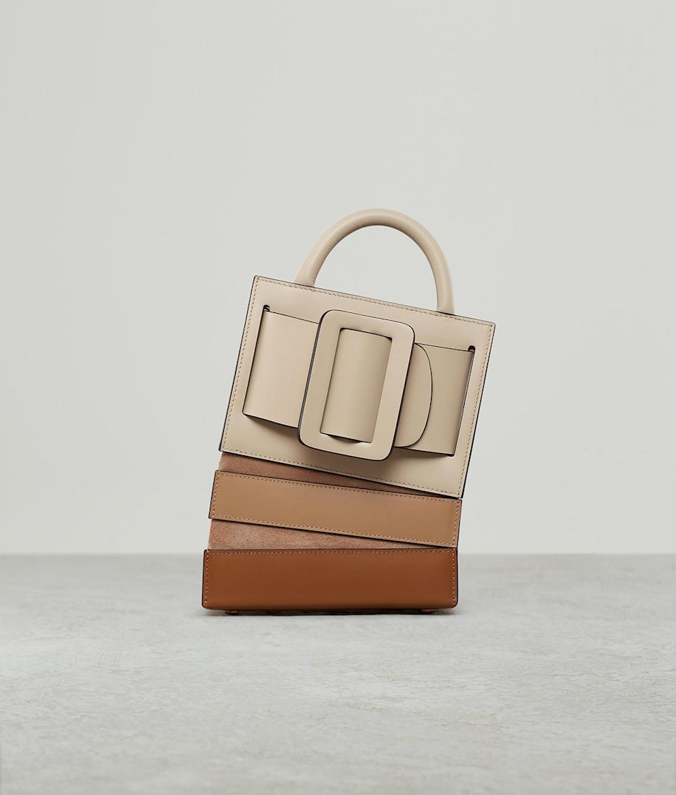 The Bobby Pisa bag included in the Boyy spring 2022 collection. - Credit: Courtesy of Boyy