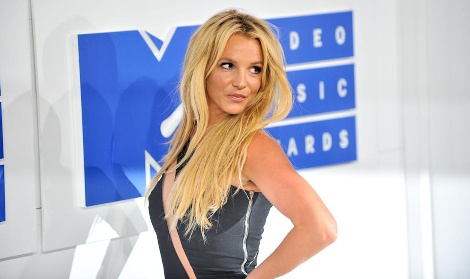 Britney Spears is the pop princess of May, according to a new meme. (Photo: Allen Berezovsky/WireImage)